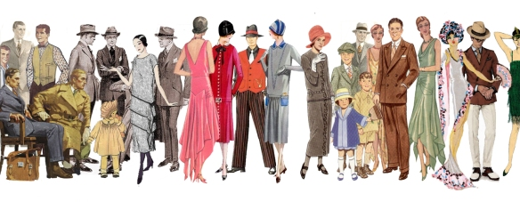 Dress code per Bugsy Malone